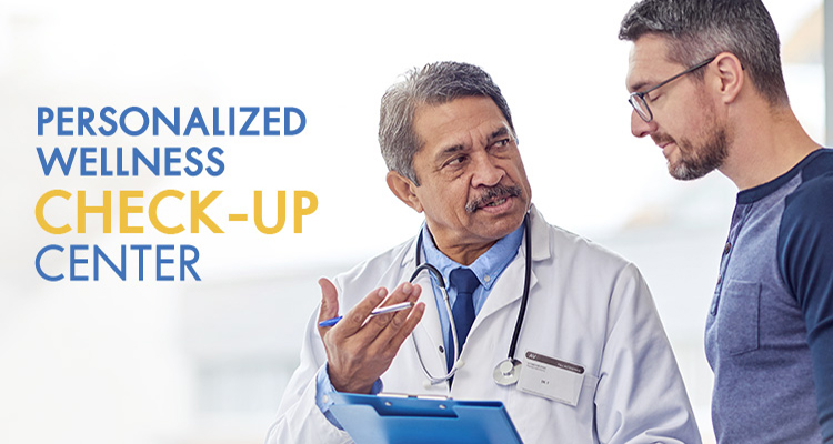 PERSONALIZED CHECK-UP CENTER